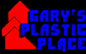 Gary's Plastic Place Logo